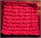 Latvian Knitting Patterns : Free Knitting Patterns Knit-A-Square