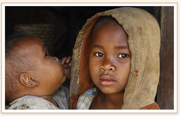 orphaned or vulnerable children