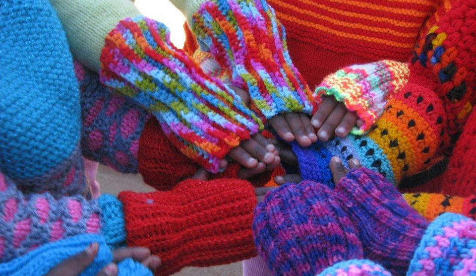Free Crochet Pattern Hand Warmers Knit A Square