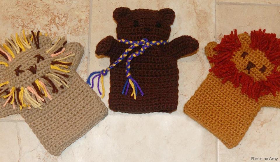 How To Make A Cute Crocheted Teddy Bear Application - DIY Crafts ...   556x960