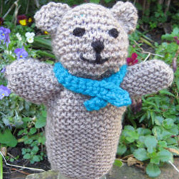 Teddy Hand Puppet