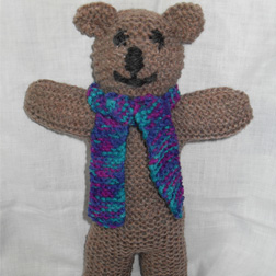 10 Delightful & Free Bear Knitting Patterns Anyone Will Love ... | 252x252