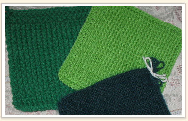 square loom knitting instuctions