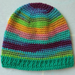 Quick and Easy Hat