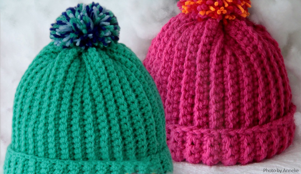 Free crochet and knitting patterns - Knit-a-square