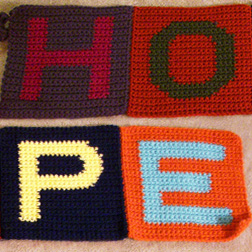 Love and Hope Squares